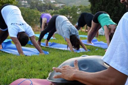 Masterclass ioga