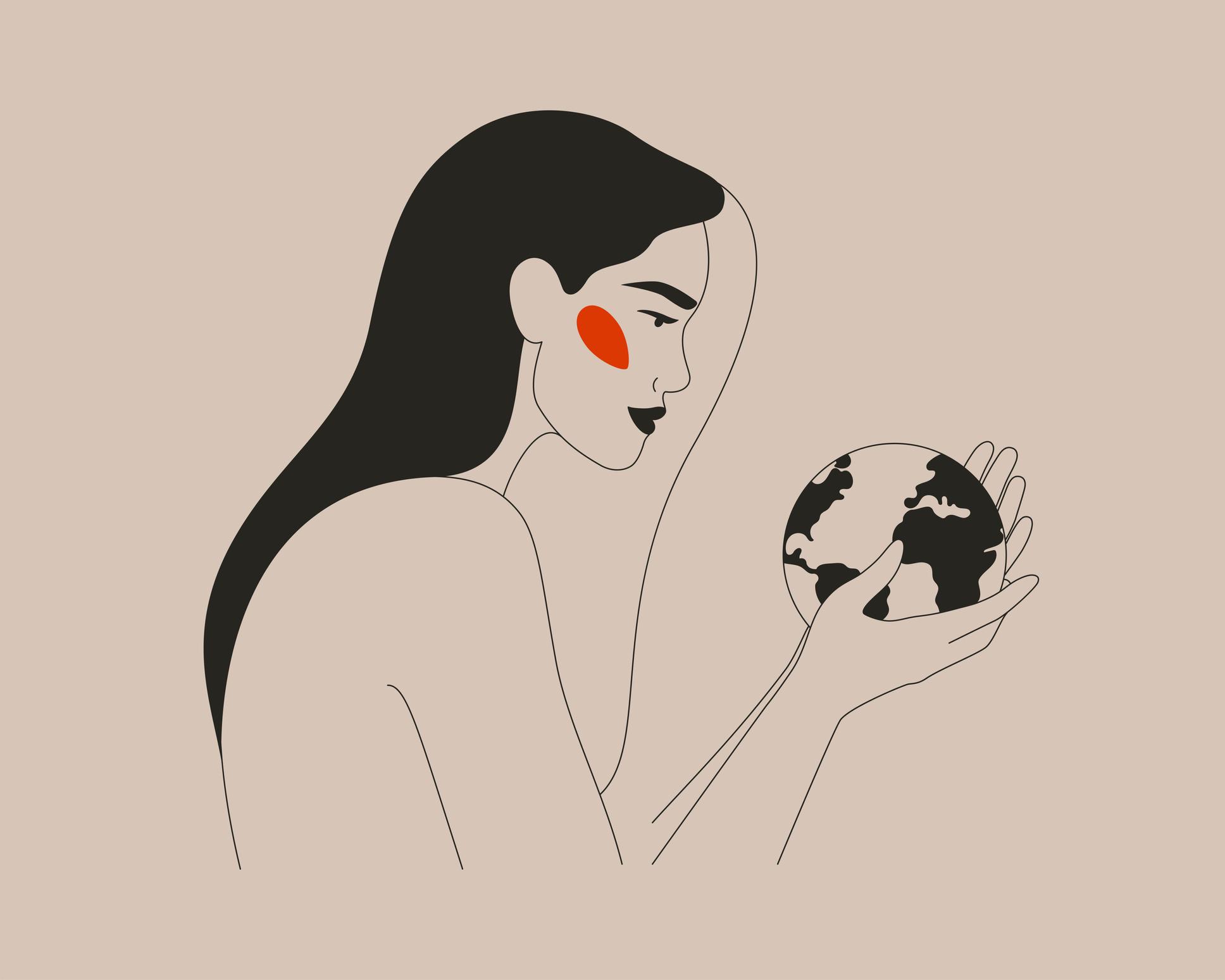 Ecofeminisme: Per construiu un món més just i igualitari